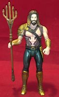 Justice League Movie: Aquaman - Complete Basic Loose Action Figure